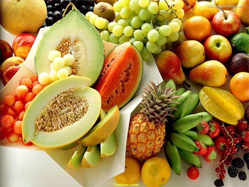 Mâm trái cây - Phong thủy Trọng Hùng
