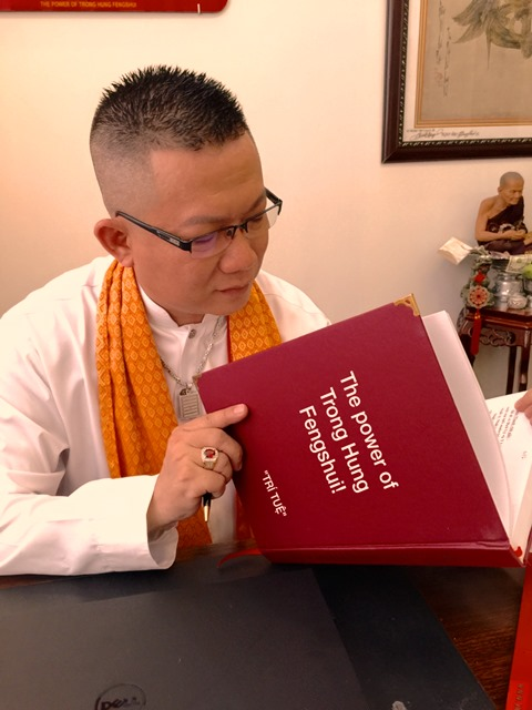 Nhà phong thủy Nghiên cứu Trọng Hùng Fengshui