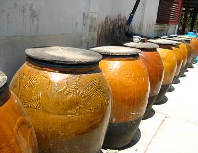 Lu nước -  Phong thủy Trọng Hùng