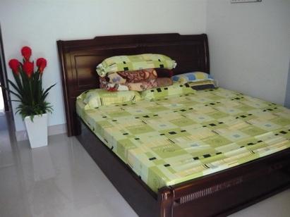 Phong thủy gường ngủ