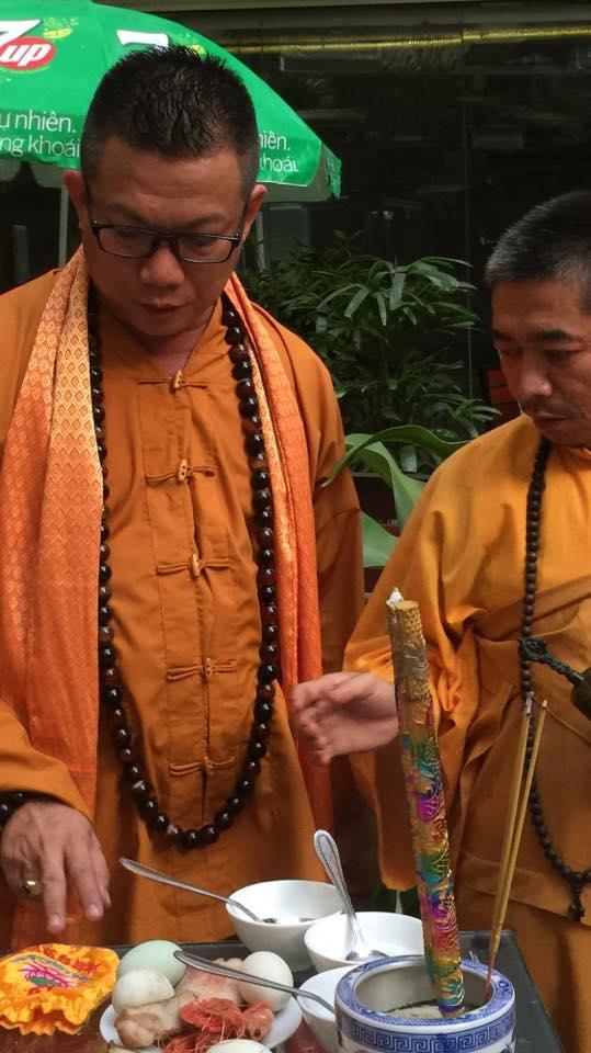 Cách làm lễ - Phong thủy Trọng Hùng