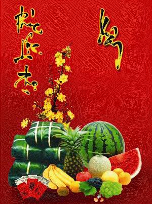 Tết xuân - Phong thủy Trọng Hùng