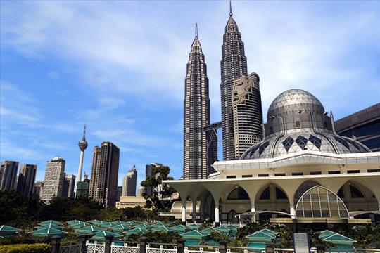 Malaysia City - Phong thủy Trọng Hùng