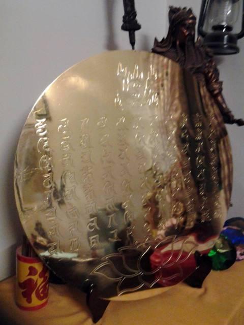 Gương 72 phép thần thông - Phong thủy Trọng Hùng