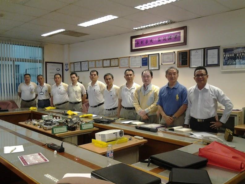 Chuên gia phong thủy xem phong thủy cho công ty người Đài Loan