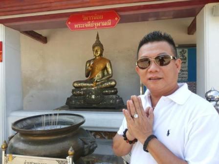 Chiêm bái Phật giáo Tha1iland - Phong thủy Trọng Hùng