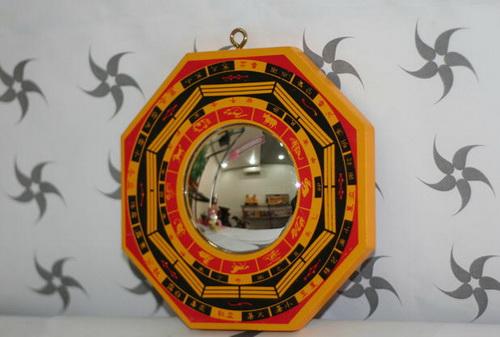 Gương bát quái - Phong thủy Trọng Hùng
