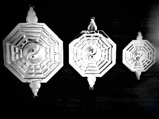 Gương bát quái thất tinh bắc đẩu - Phong thủy Trọng Hùng