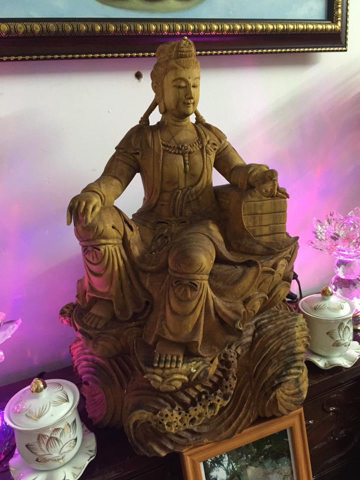 Phật Mẫu - Phong thủy Trọng Hùng