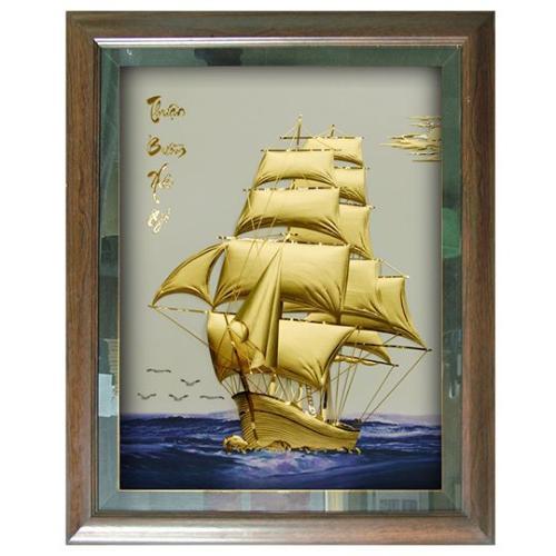tranh phong thủy - phong thủy trọng hùng