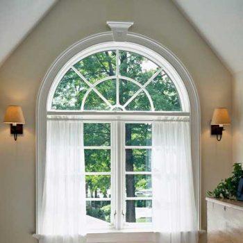 thiết kế cửa sổ – phong thủy trọng hùng