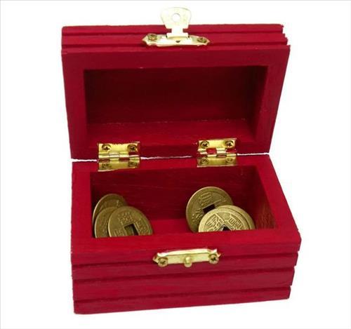 tiền xu phong thủy - phong thủy trọng hùng