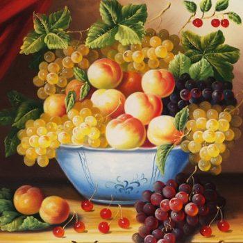 trái cây phong thủy – phong thủy trọng hùng