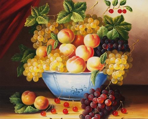 trái cây phong thủy - phong thủy trọng hùng