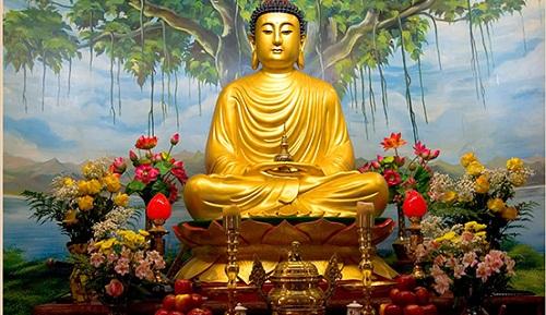 phong thủy bàn thờ Phật - phong thủy trọng hùng