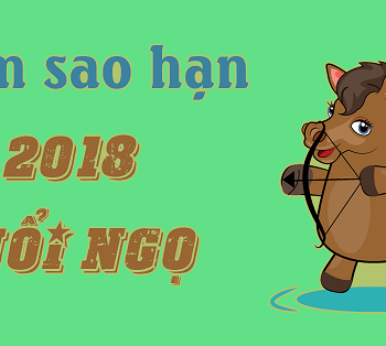 xem sao hạn 2018 tuổi Ngọ  – phong thủy trọng hùng