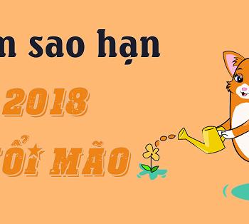 xem sao hạn 2018 tuổi Mão  – phong thủy trọng hùng