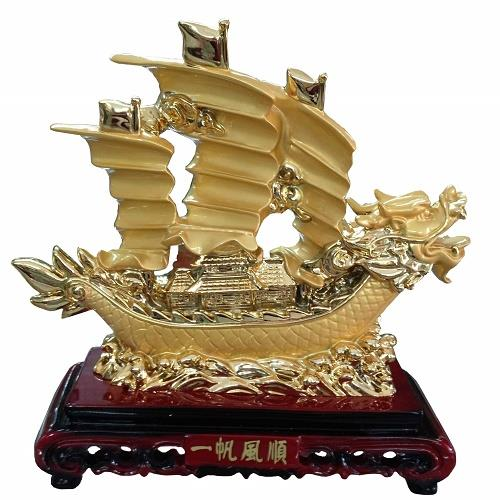 thuyền tài lộc - phong thủy trọng hùng
