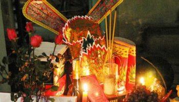 nghi lễ cúng ông táo – phong thủy trọng hùng