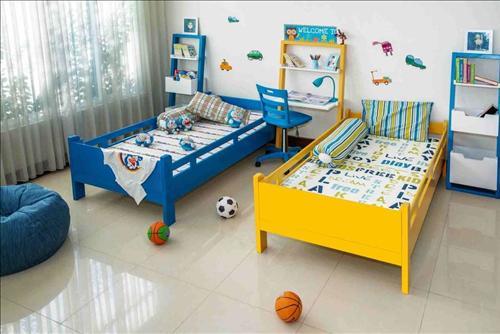 phong thủy phòng ngủ cho trẻ em - phong thủy trọng hùng