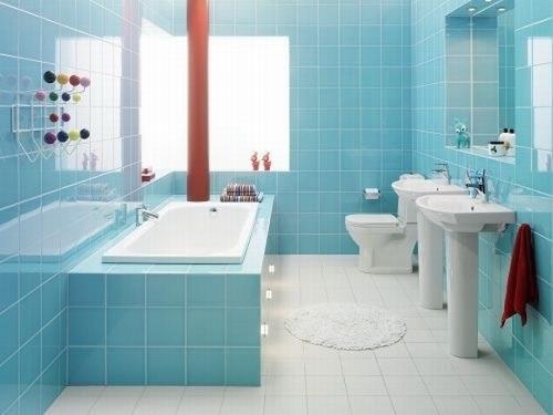 phong thủy phòng tắm - phong thủy trọng hùng