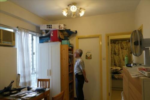 mua nhà cũ - phong thủy trọng hùng