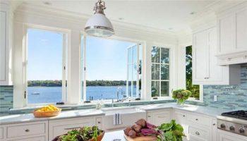 cửa sổ phòng bếp – phong thủy trọng hùng