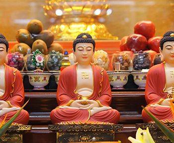lưu ý khi thờ Phật – phong thủy trọng hùng