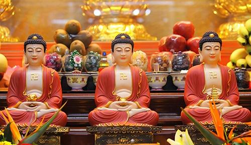 lưu ý khi thờ Phật - phong thủy trọng hùng