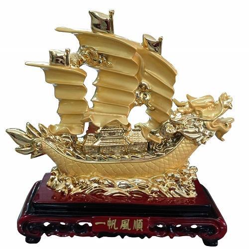 thuyền phong thủy - phong thủy trọng hùng