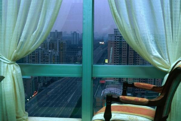 cửa sổ - phong thủy trọng hùng