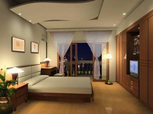 phòng ngủ chung cư - phong thủy trọng hùng
